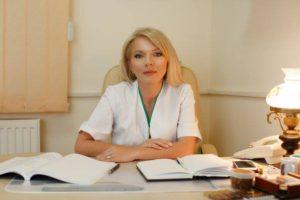 Conf. Univ. Dr. Anamaria Ciubară, medic primar psihiatru