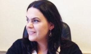 Liliana Luca, psiholog clinician, psihoterapeut