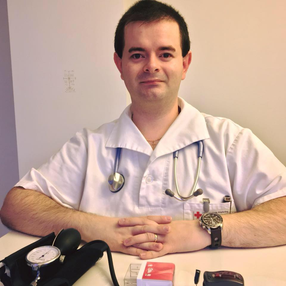 Dr. Petru-Emil Muntean, medic specialist pneumolog