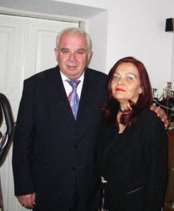 Marin și Georgeta Burlea