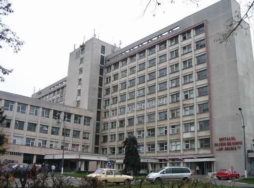 Spitalului Clinic de Urgenţă pentru Copii Sfânta Maria Iași