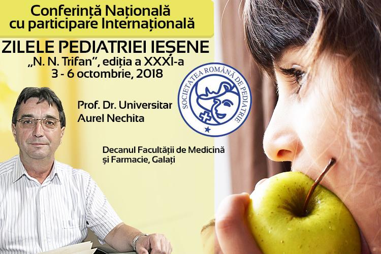 Prof. univ. dr. Aurel Nechita