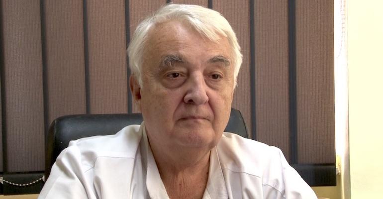 Prof. dr. Mircea Cinteza
