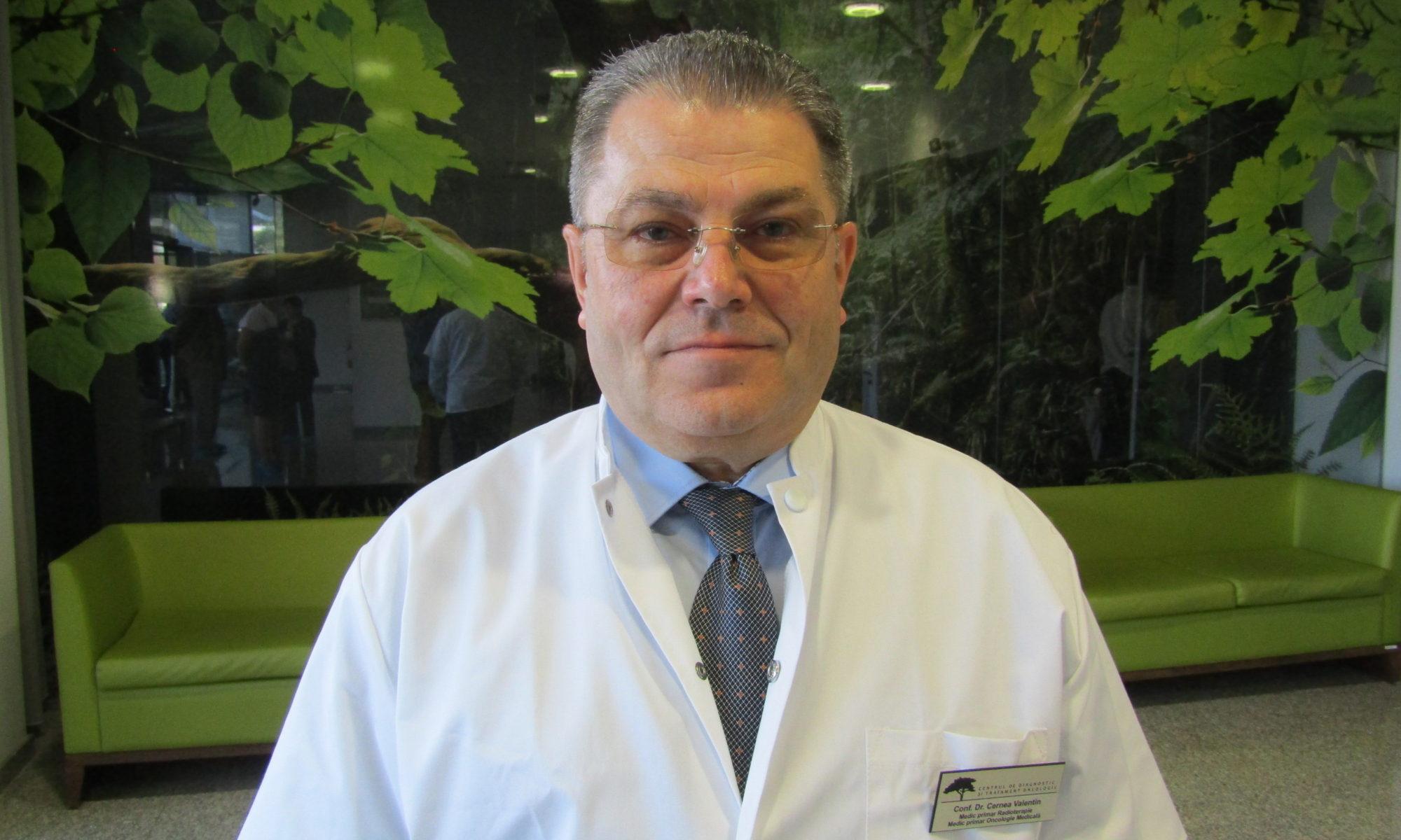 Conf. Dr. Valentin Cernea
