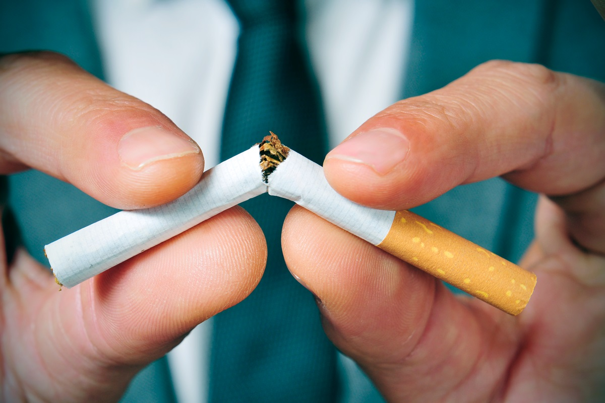 Campanie anti-fumat