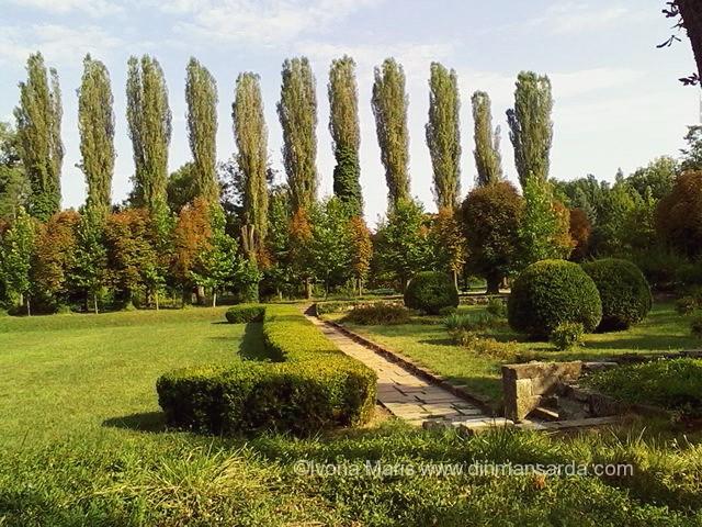 Grădina Botanică din București