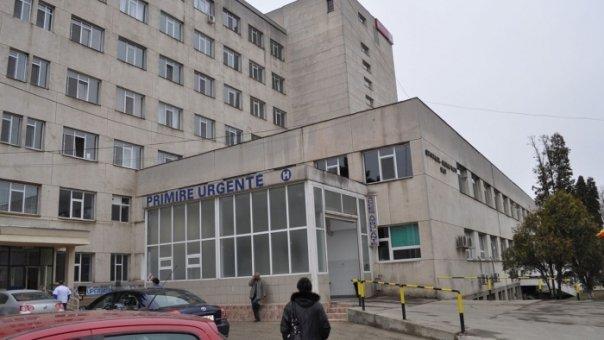 Spitalului de Neurochirurgie din Iaşi