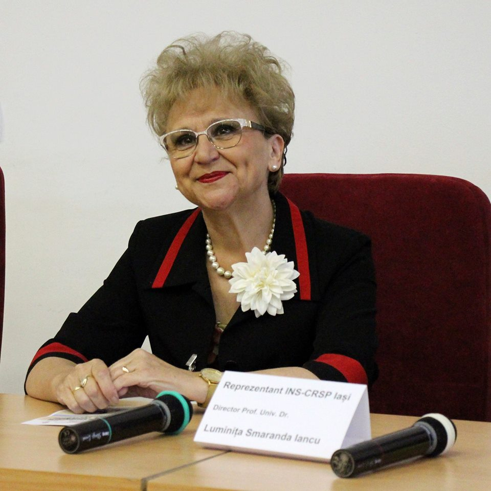 Prof. Univ. Dr. Luminița Smaranda Iancu
