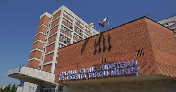 Spitalul Clinic Judeţean de Urgenţă Târgu Mureş
