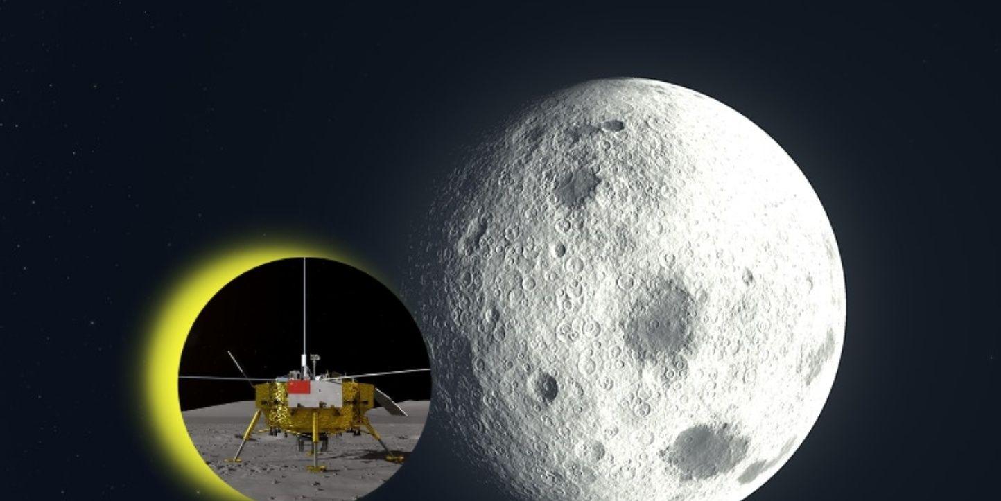A încolțit prima sămânță de bumbac pe Lună