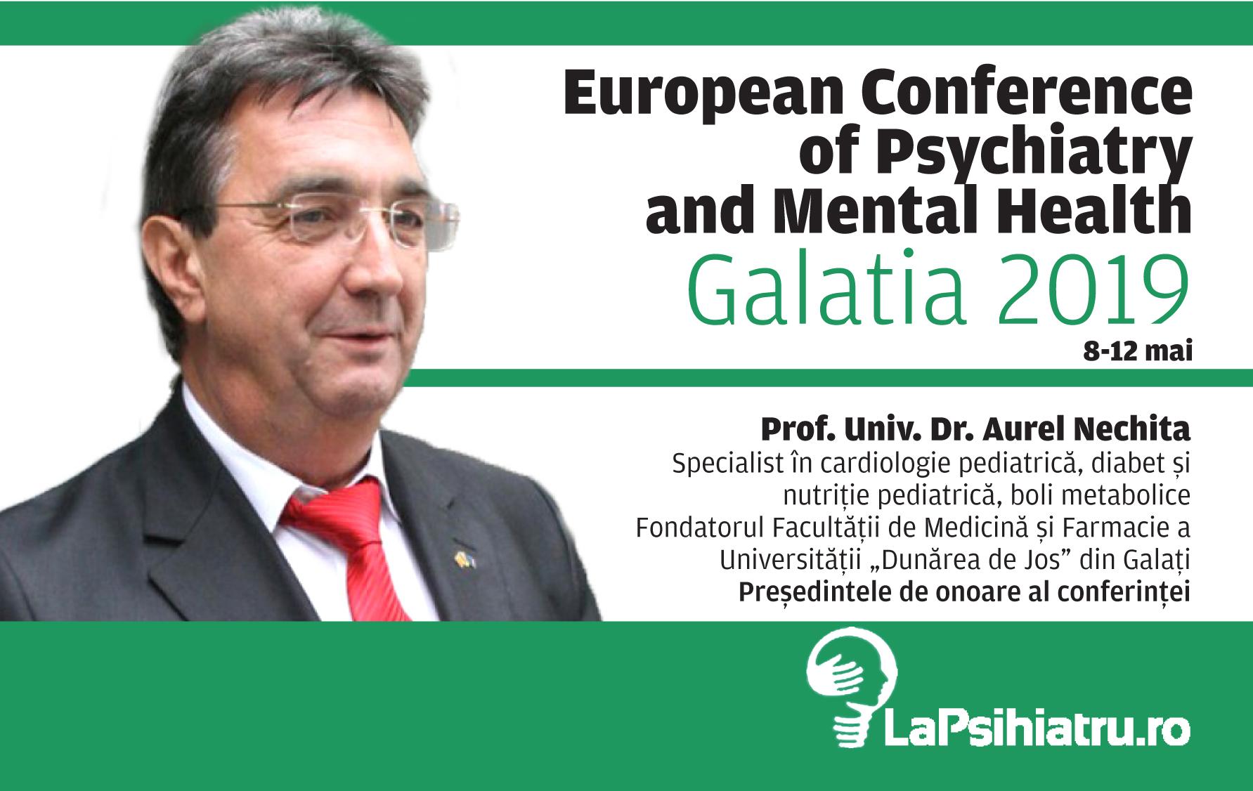 """Prof. Univ. Dr. Aurel Nechita: """"Indiferent cu ce funcţii aş fi investit, nu aş renunţa pentru nimic în lume la medicină"""""""