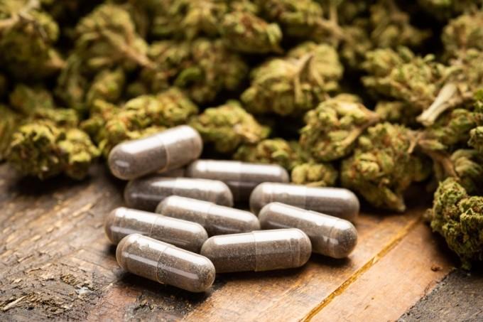 Utilizarea canabisului cu o concentrație ridicată de THC, asociată cu un risc mai mare de psihoze