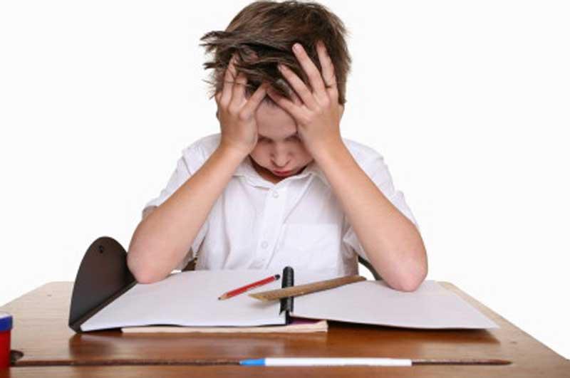 """Nouă din 10 elevi folosesc cu regularitate cuvântul """"stres"""""""