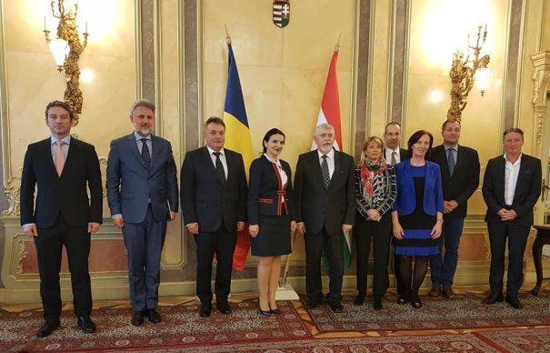 România și Ungaria vor colabora în domeniul transplantului pulmonar