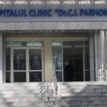 """Spitalul """"Dr. C.I. Parhon"""" din Iaşi"""