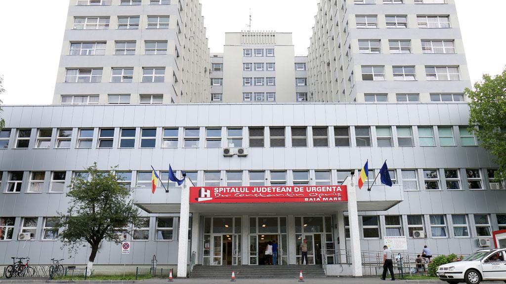 """Spitalul Judeţean de Urgenţă (SJU) """"Dr. Constantin Opriş"""""""