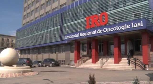 Institutul Regional de Oncologie Iaşi