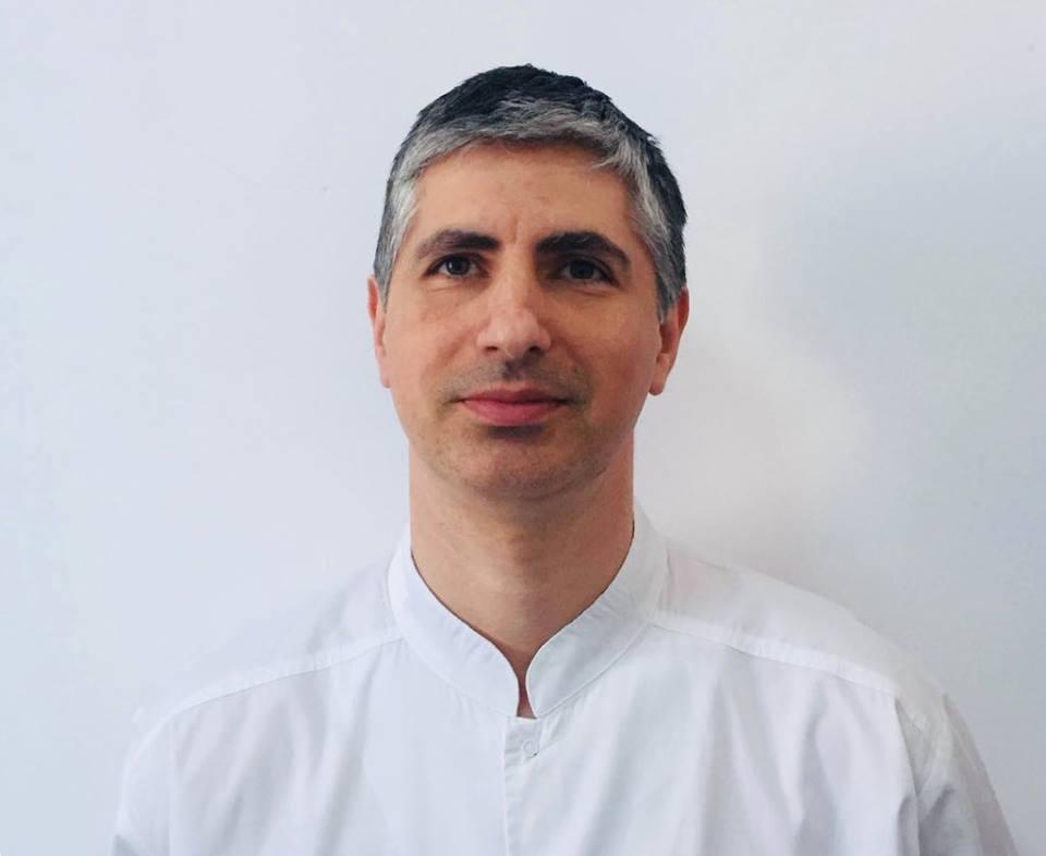 Dr. Mihai Terpan, medic primar psihiatru