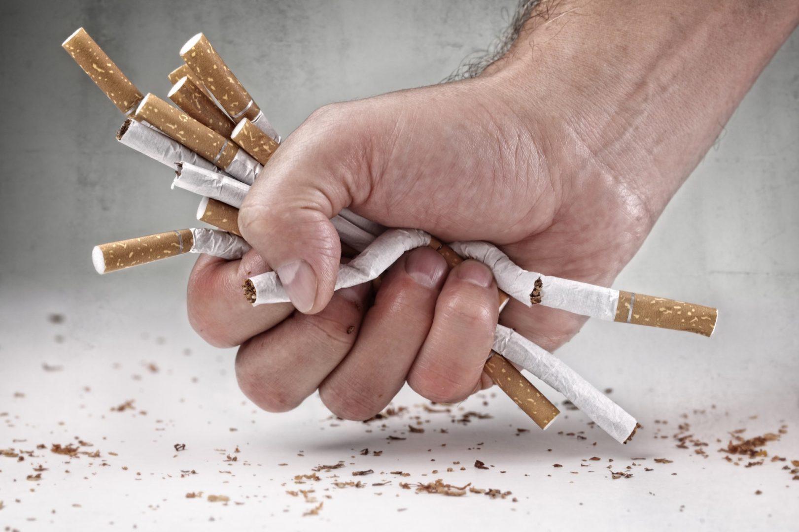 A scăzut consumul de tutun!
