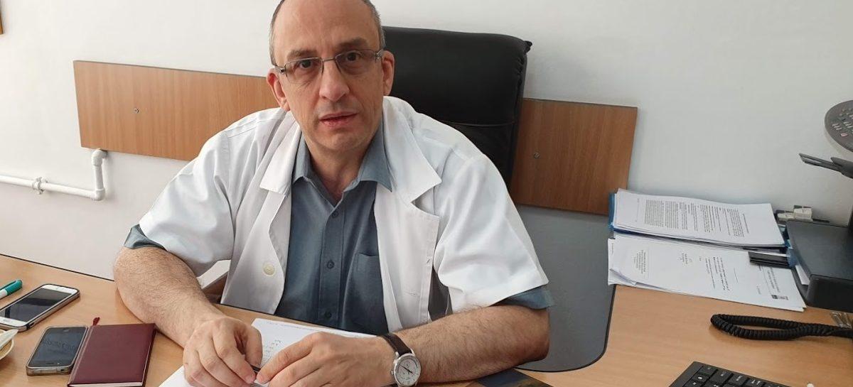 Prof. Dr. Dragoș Vinereanu, medic primar cardiolog