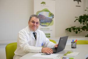 Conf. Dr. Valentin Cernea, specialist radioterapie