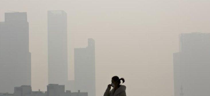 Poluarea afectează plămânii