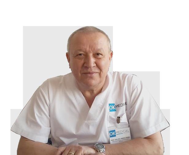 Prof. Dr. Dorel Firescu, despre varice
