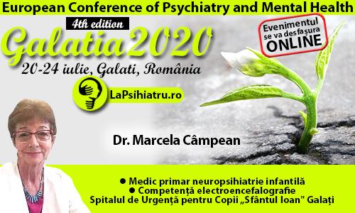 Galatia 2020. Conceptul de somatizare în rândul adolescenților – dinamica afecțiunilor pedopsihiatrice