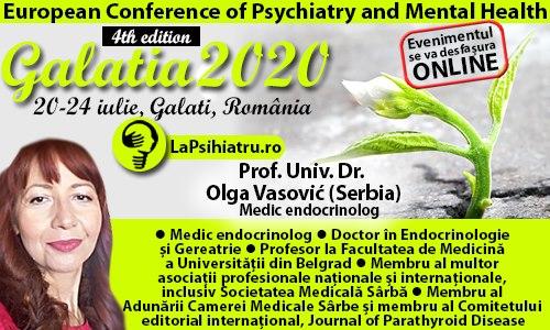 Galatia 2020. Tulburările neuroendocrine întâlnite cel mai frecvent în rândul adolescenților