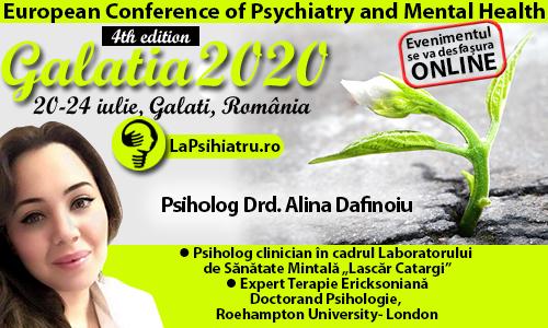 Galatia 2020. Tendințe în psihopatologia adolescentului