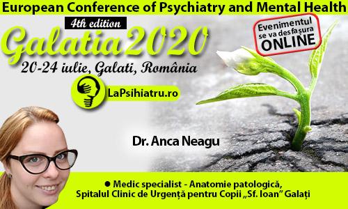 Galatia 2020. Anxietatea și frica la pacienții cu cancer