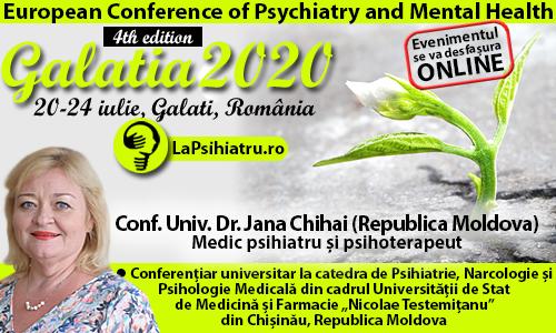 Galatia 2020. Anxietatea în societatea contemporană