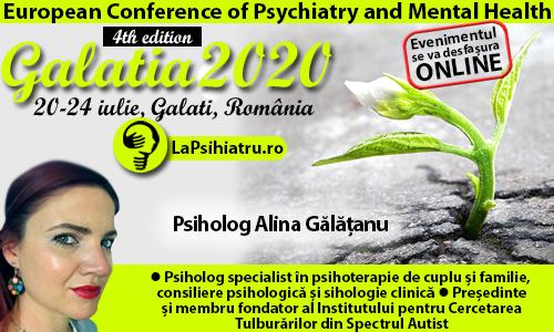 Galatia 2020. Când copiii divorțează- sănătatea mintală a copiilor cu părinți aflați în situații de divorț