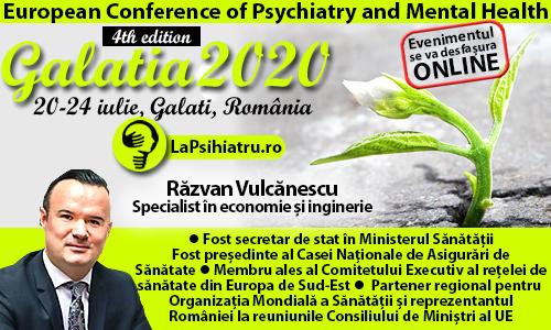 Galatia 2020. Abordări contemporane în sănătatea mintală