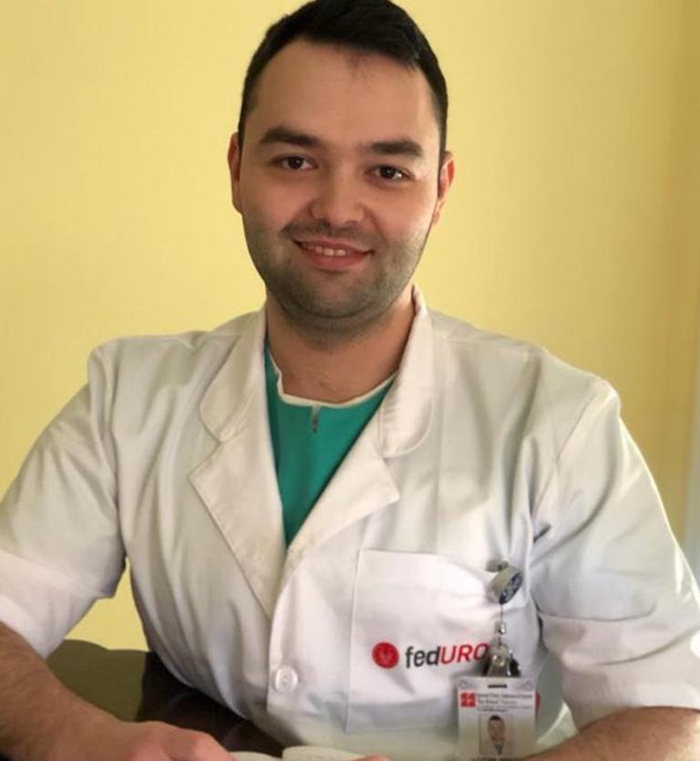 """Dr. Lucian Marian: """"Pasiunea mea pentru medicină a început în urma unui diagnostic primit"""""""