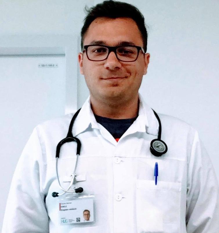 """Dr. Ionele Claudiu Marinel: """"Cine se grăbeşte cu anamneza, întârzie cu diagnosticul"""""""