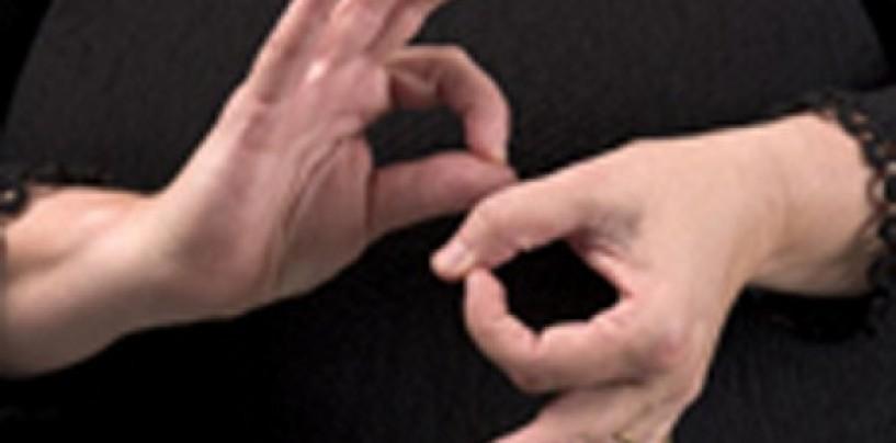 Ziua internaţională a limbajului semnelor