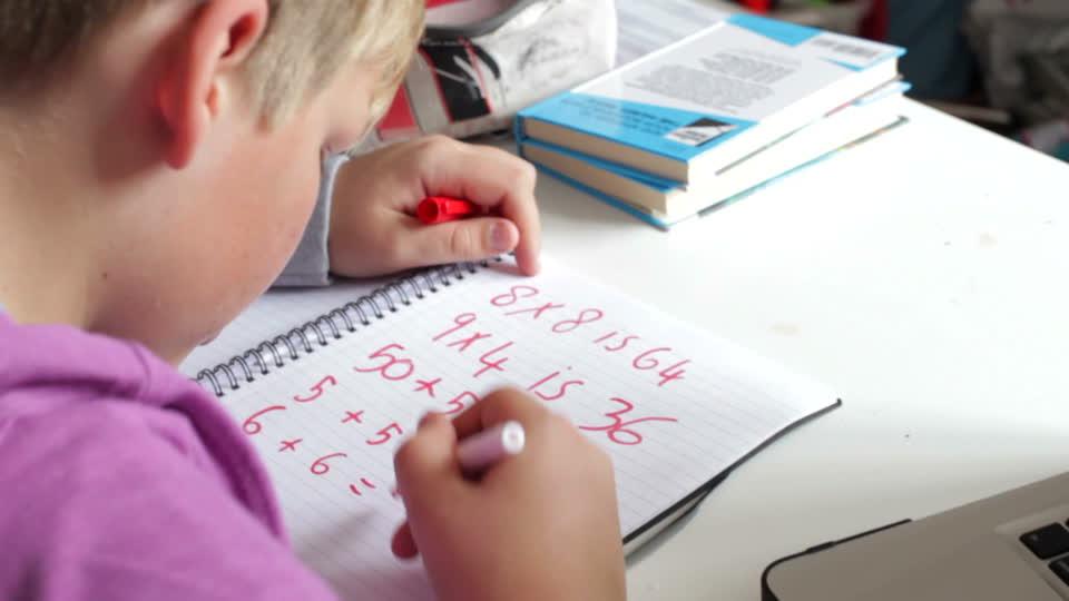 Cât de important este scrisul de mână la copii