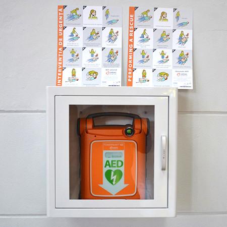 """Universitatea """"Dunărea de Jos Galați"""". 80 de defibrilatoare achiziţionate printr-un proiect transfrontalier universitar unic în România"""