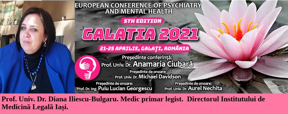 Prof. Univ. Dr. Diana Iliescu-Bulgaru