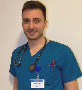 Vlad Simian, Anestezie si Terapie Intensiva