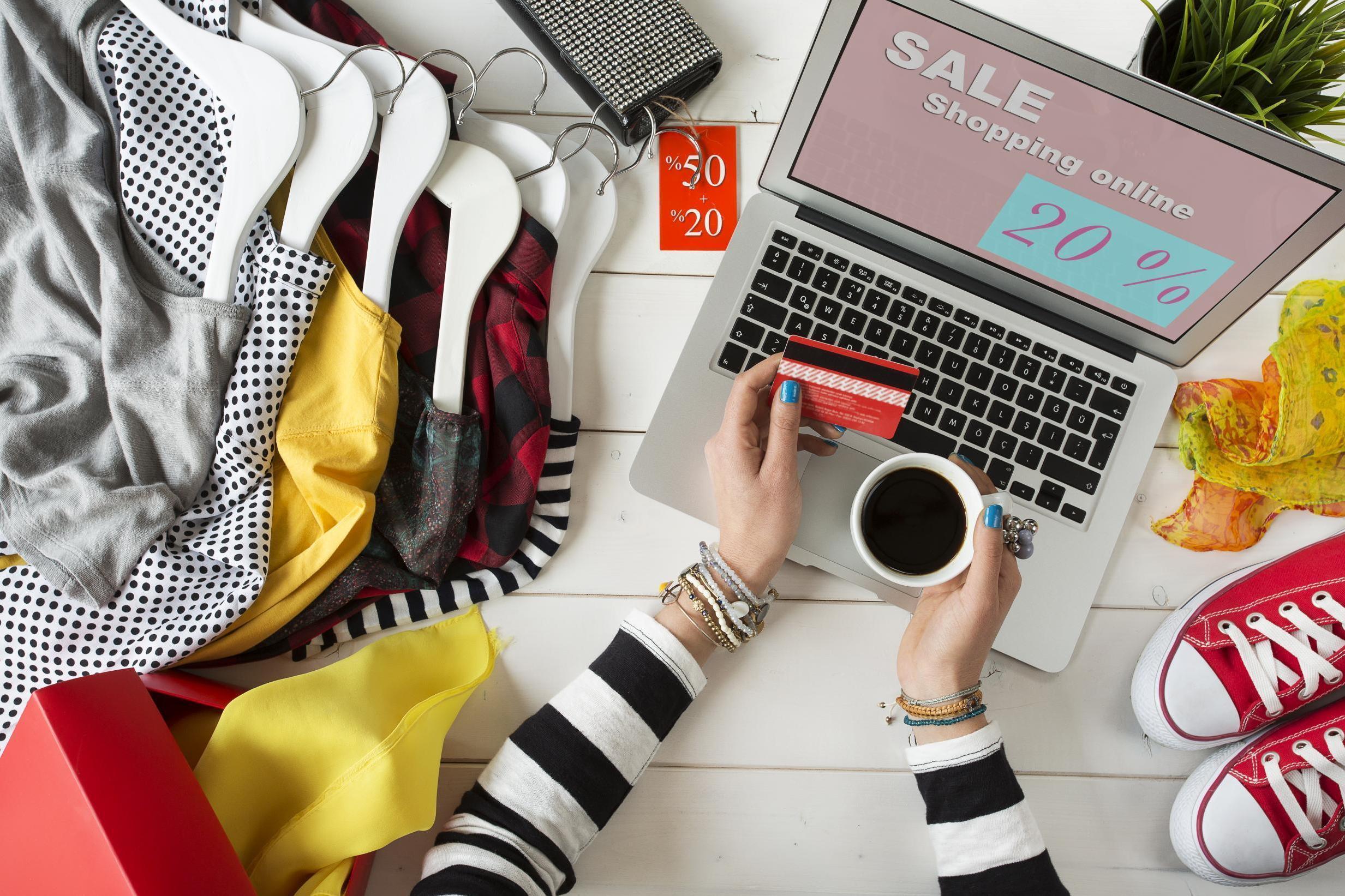 7 pași pentru a depăși dependența de cumpărături online