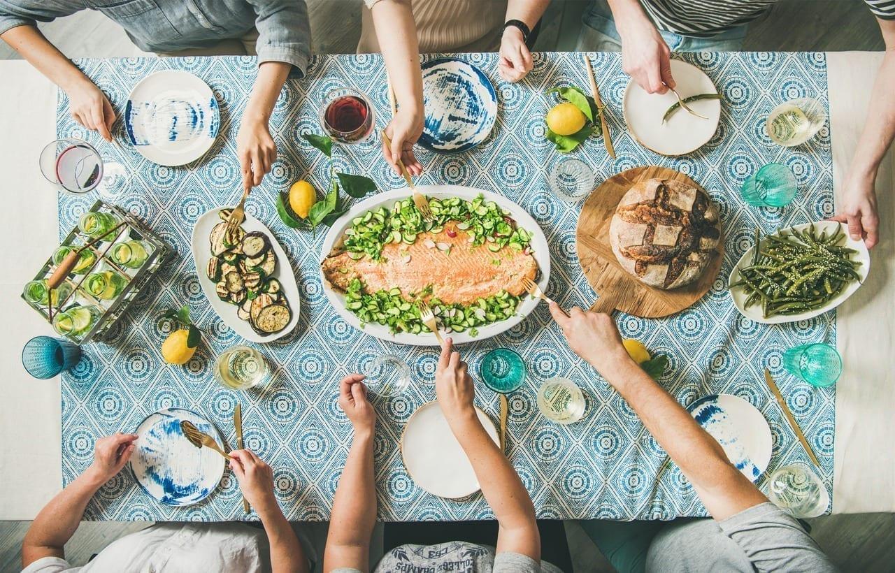 Modul în care dietele în stil mediteranean pot reduce riscul de Alzheimer