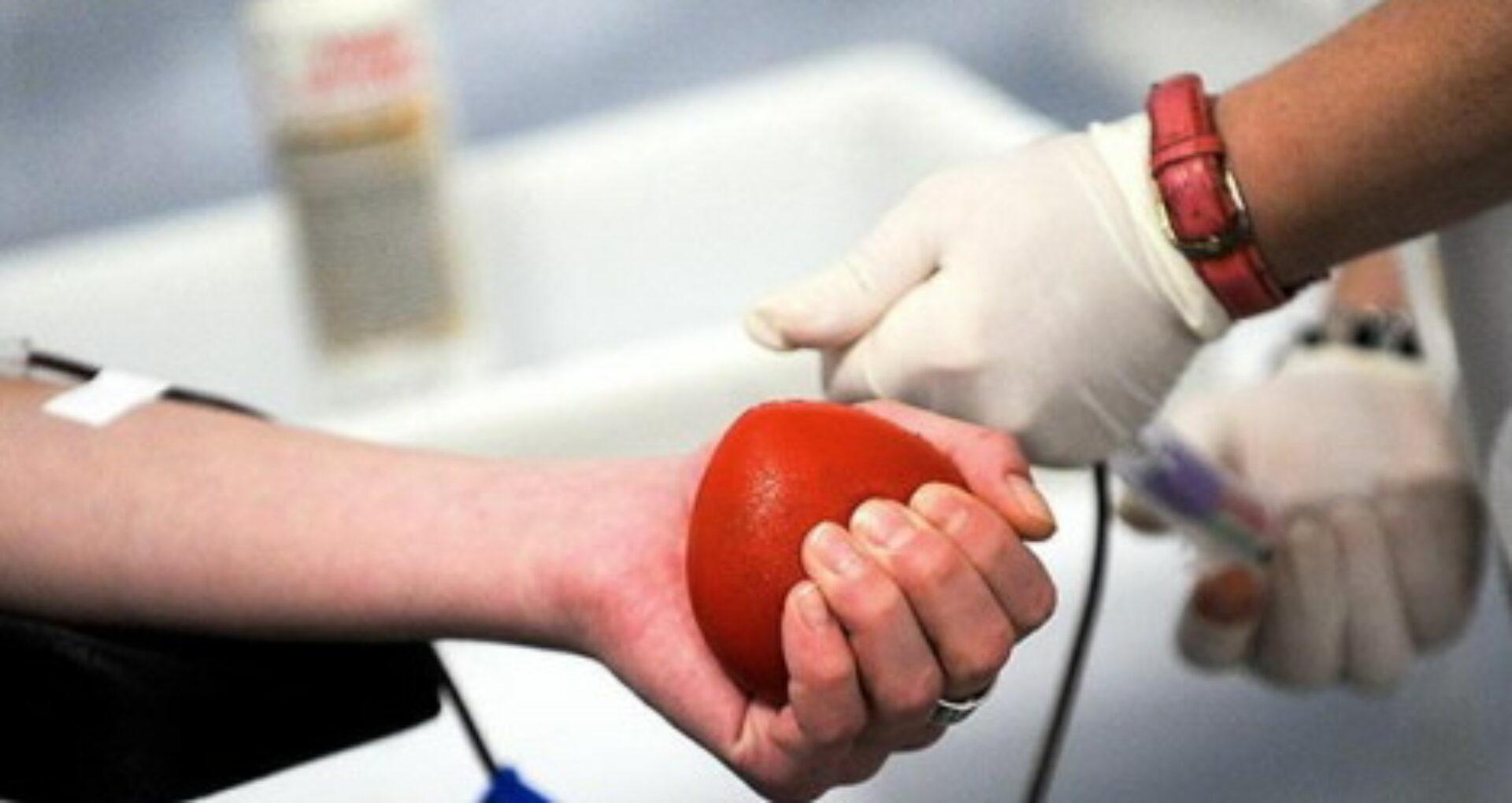 Ziua mondială a donatorului de sânge. Voluntarii care salvează vieți
