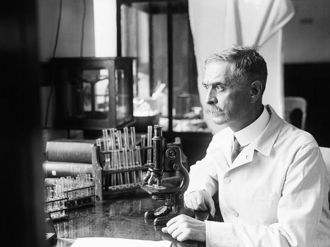 Karl Landsteiner, medicul care a descoperit grupele de sânge