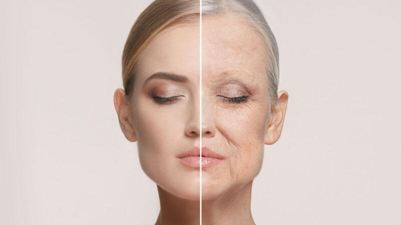 Cum îmbătrânește fața și ce putem face pentru a încetini acest proces