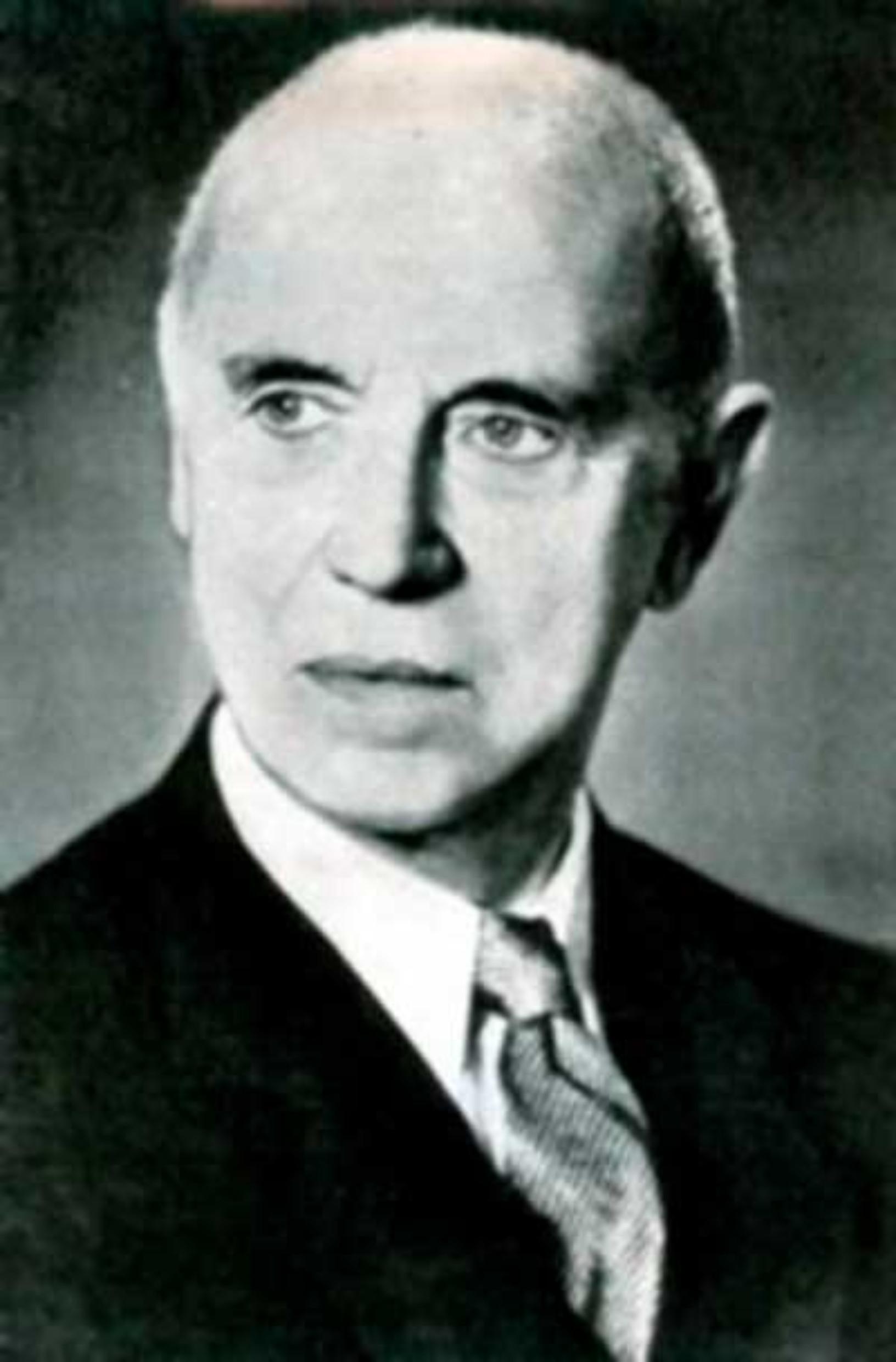 Prof. Constantin Ion Parhon, autorul primei cărţi de endocrinologie din lume
