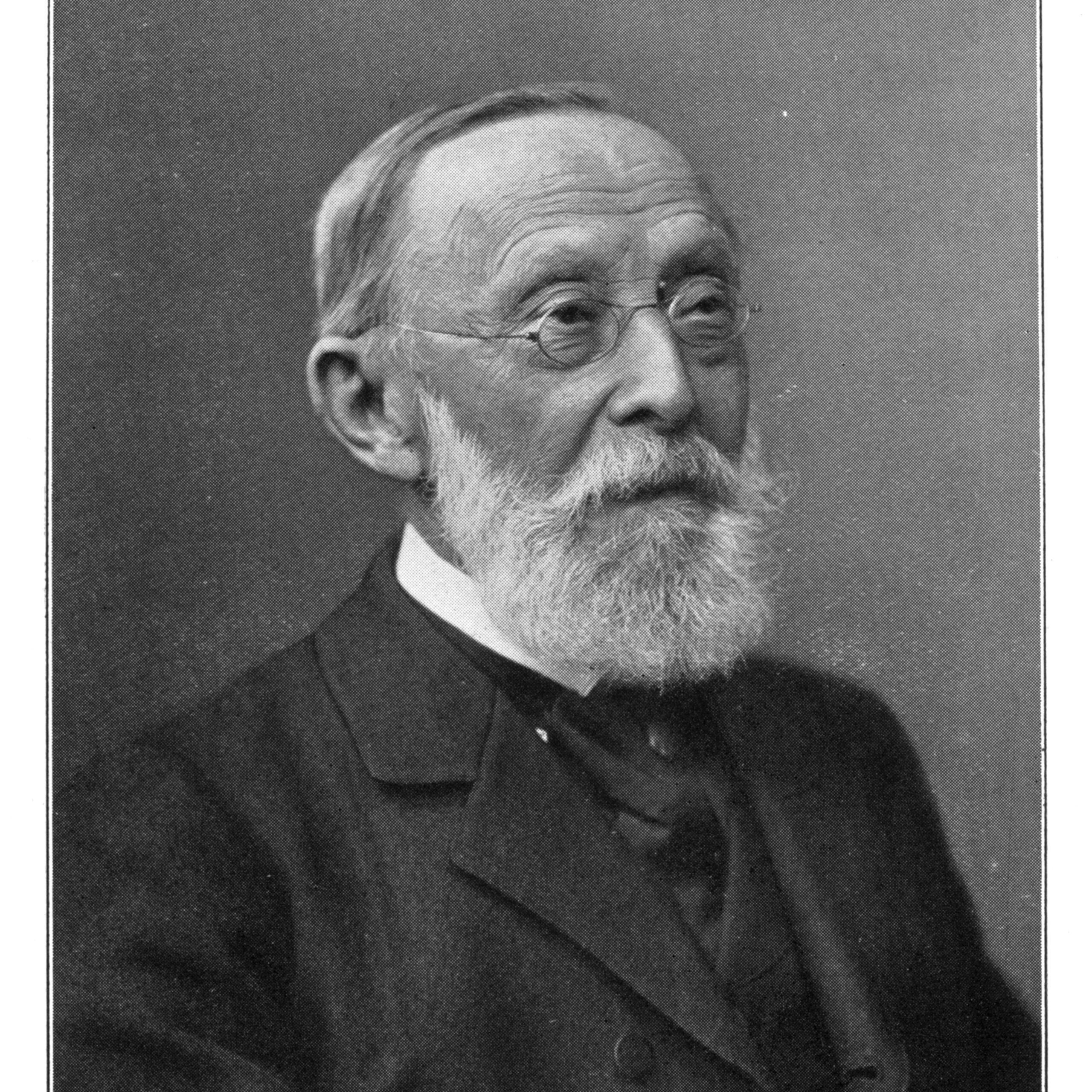 """Medicul Rudolf Virchow, fondatorul patologiei celulare:""""Orice celulă provine din altă celulă"""""""