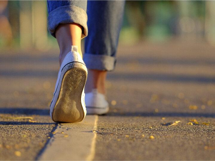 Mersul pe jos