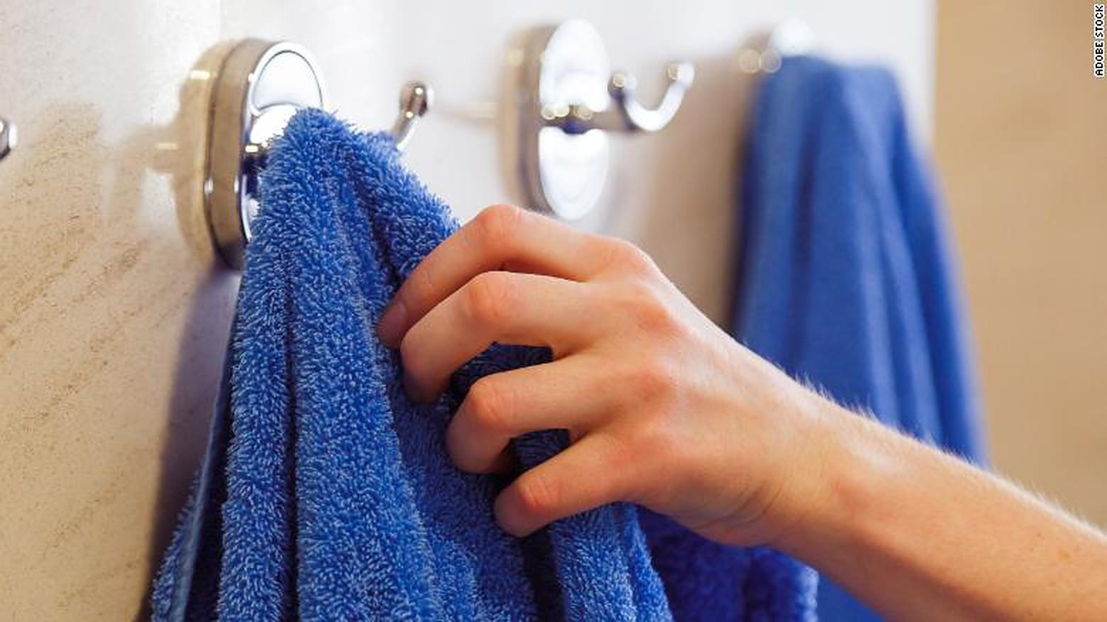 Cât de des ar trebui să spălăm prosoapele?